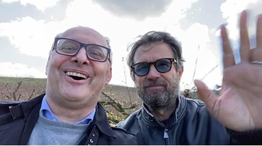 """Paolo Ciani: """"Villa Food, dalla montagna del Friuli a Parigi"""""""