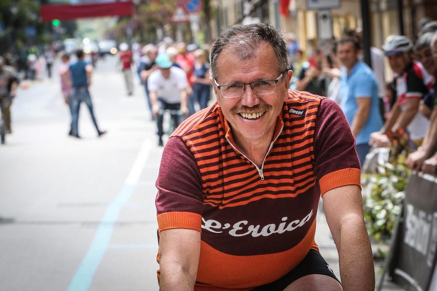 """Giancarlo Brocci: """"Sono rimasto fedele ai miei ideali di gioventù"""""""
