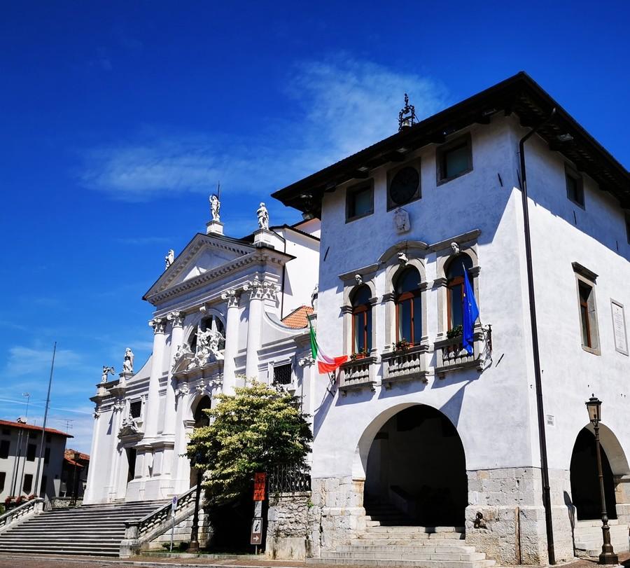 San Daniele del Friuli tra arte e gusto