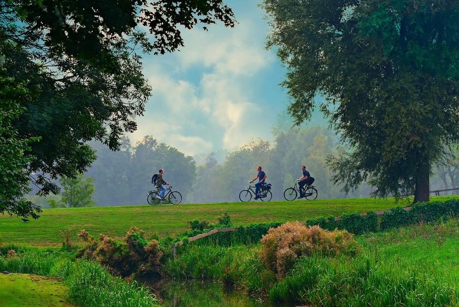 Al via le candidature per l'Oscar delle Vie Verdi dedicate alle biciclette
