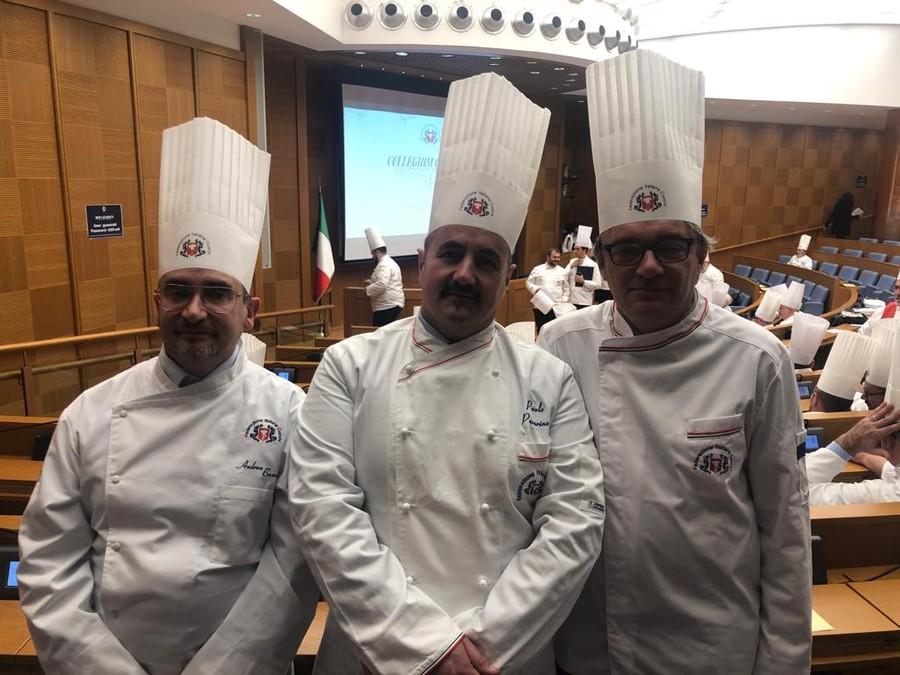 """Paolo Pavarino: """"In cucina la qualità delle materie prime viene prima di tutto"""""""