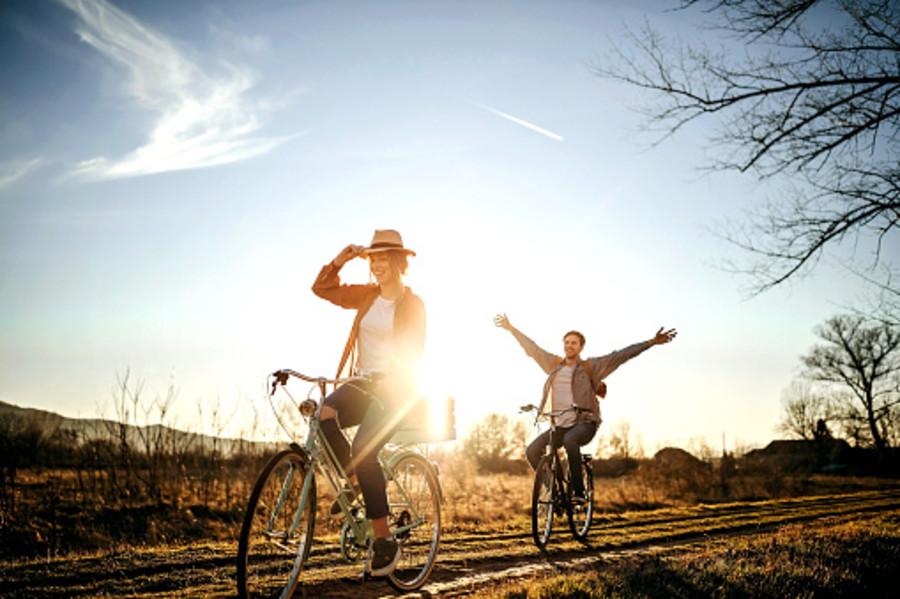 Bike Farm, dove l'accoglienza è a misura di ciclista