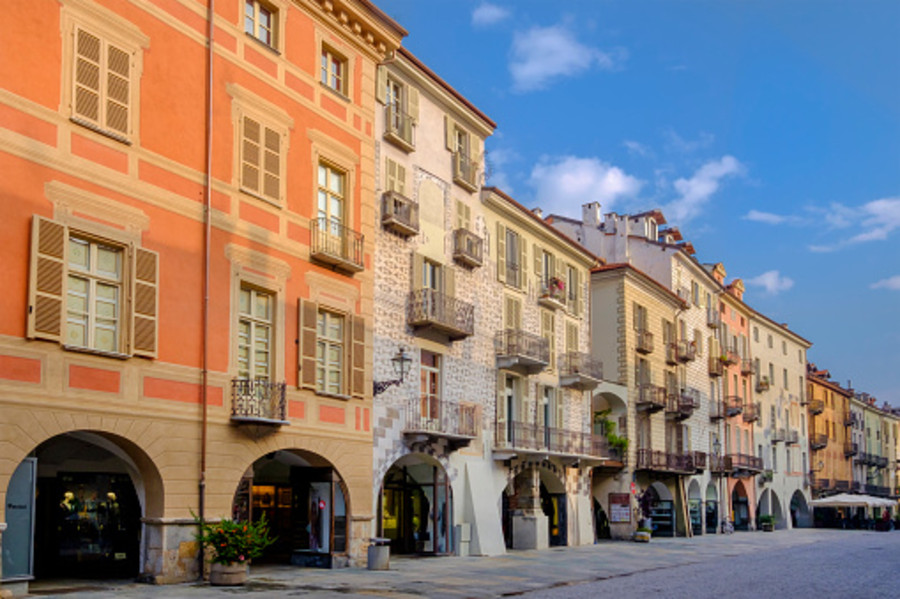 Turismo: Cuneo presenta il nuovo logo di destinazione