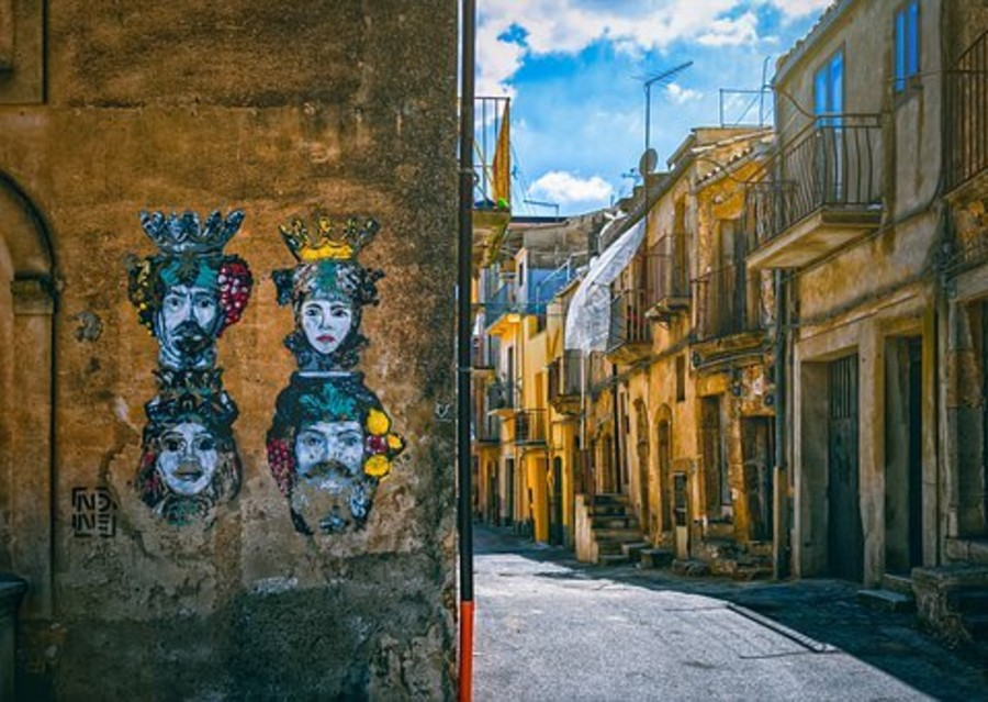 SICILIAN PUPPETS, HISTORY AND CULTURE